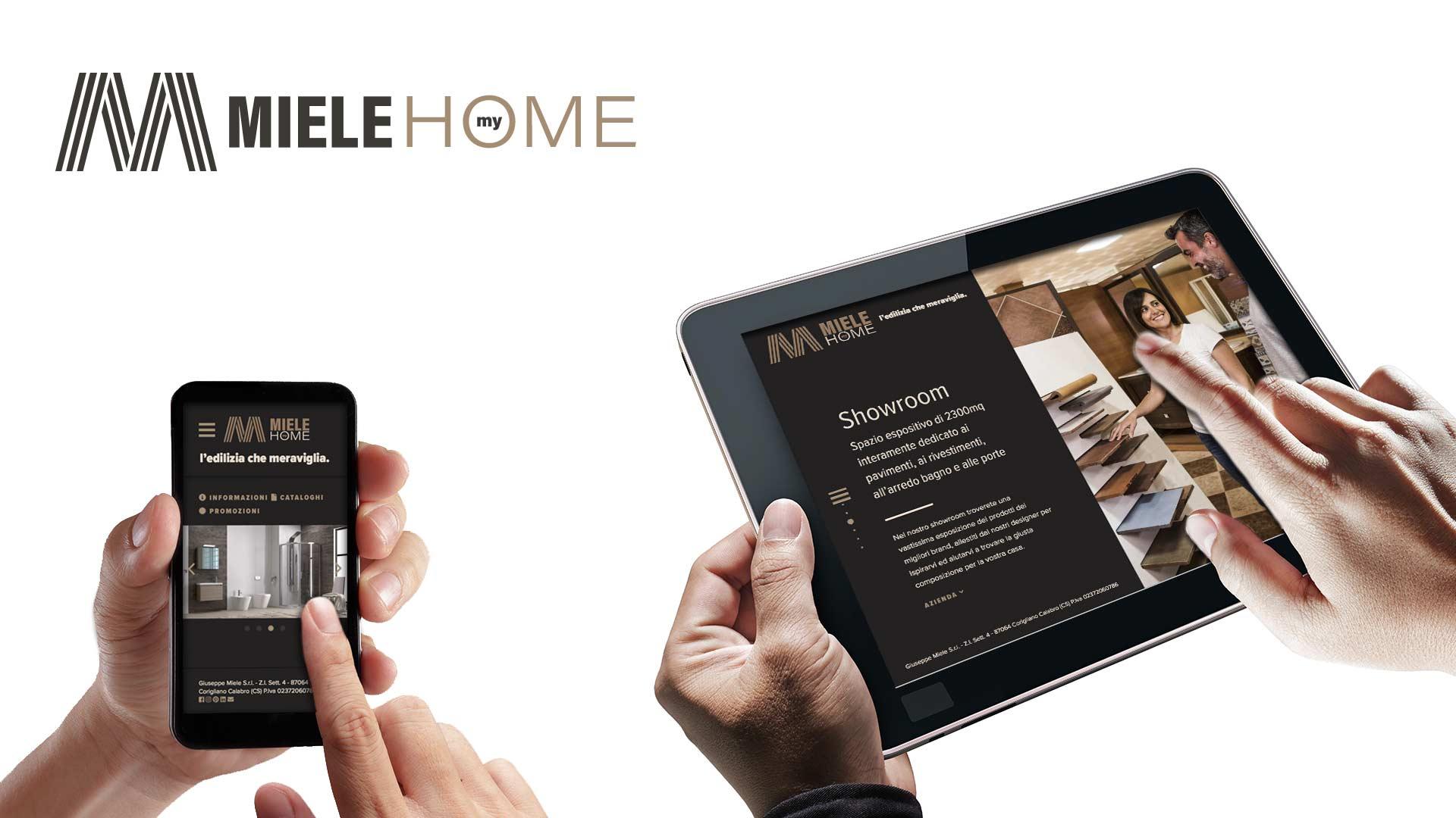 immagine in evidenza della pagina Online il nuovo sito web Miele My Home