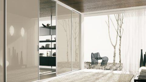 immagine 1 della galleria fotografica della categoria Porte in vetro