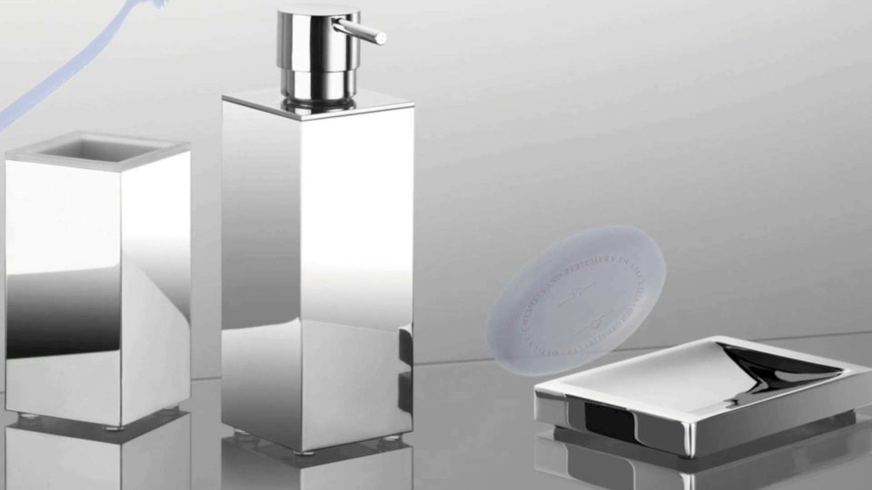 Colombo Accessori Per Bagno.Colombo Design Miele My Home
