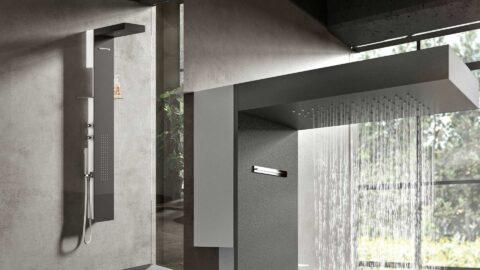 immagine 1 della galleria fotografica della categoria Colonne doccia